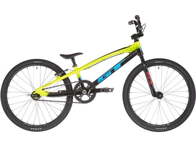GT Bicycles Speed Series Junior Niños, amarillo/negro